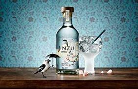 0,7 Liter Jinzu Gin (41,3% Vol.) für 26,99€ (statt 35€)   Prime Sparabo