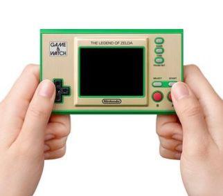 Vorbestellung: Nintendo Game & Watch The Legend of Zelda ab 45,58€ (statt 60€)