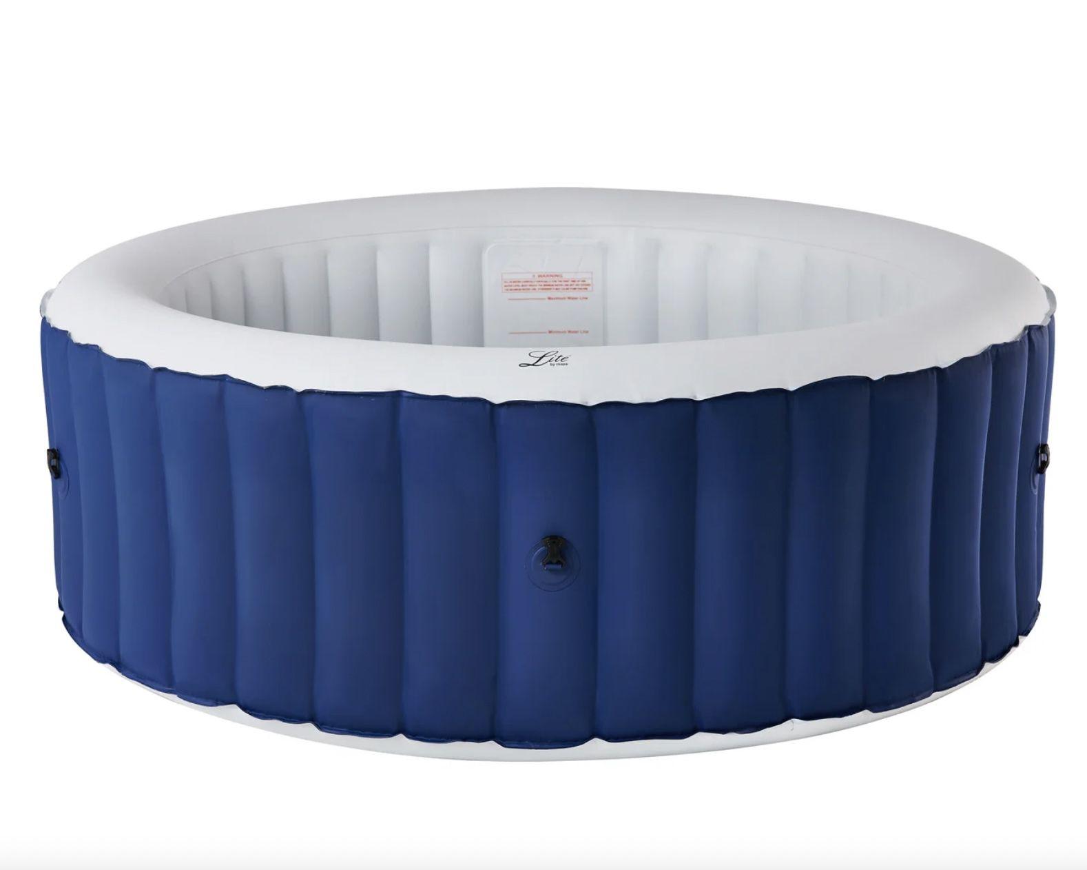 mSpa aufblasbarer Whirlpool für bis zu 4 Personen für 243,95€ (statt 349€)