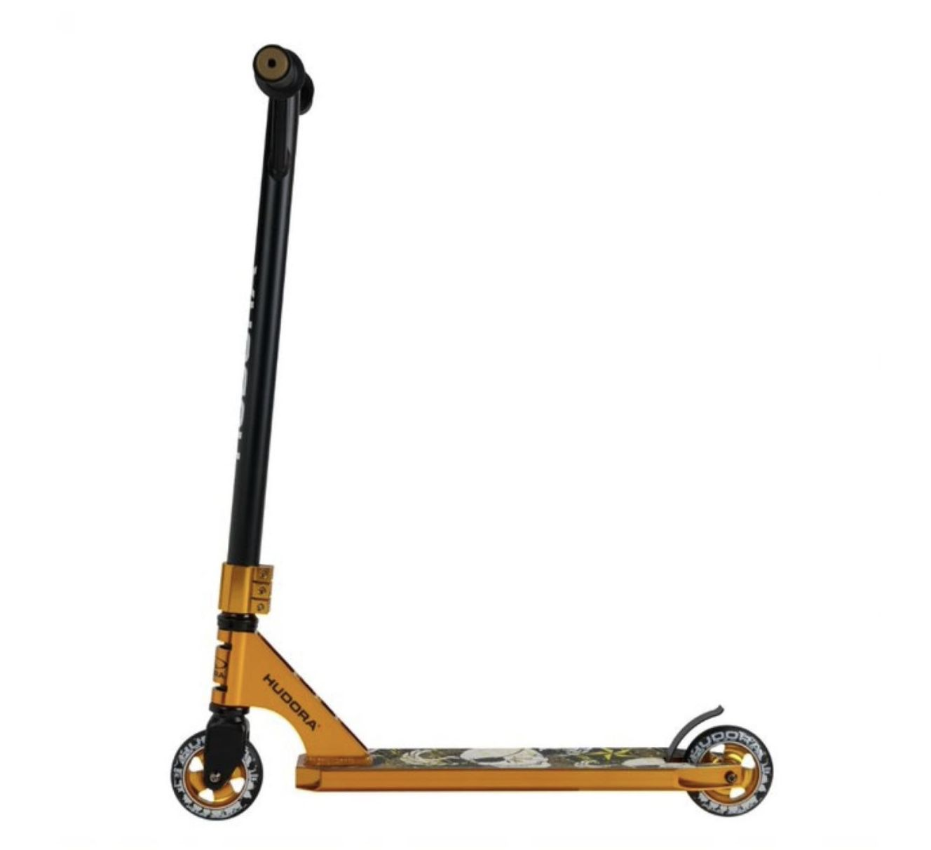 HUDORA 14027 Stunt Scooter XR 25 in Gold für 61,24€ (statt 79€)