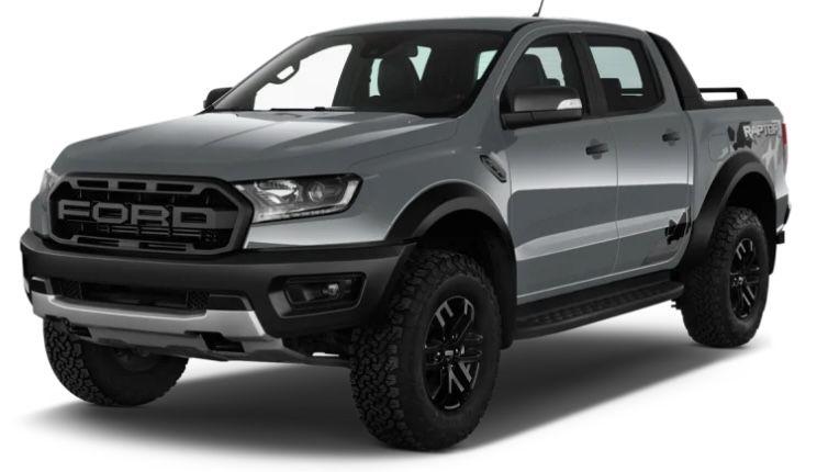 Privat: Ford Ranger Raptor 4x4 mit 212 PS für 377€ mtl.