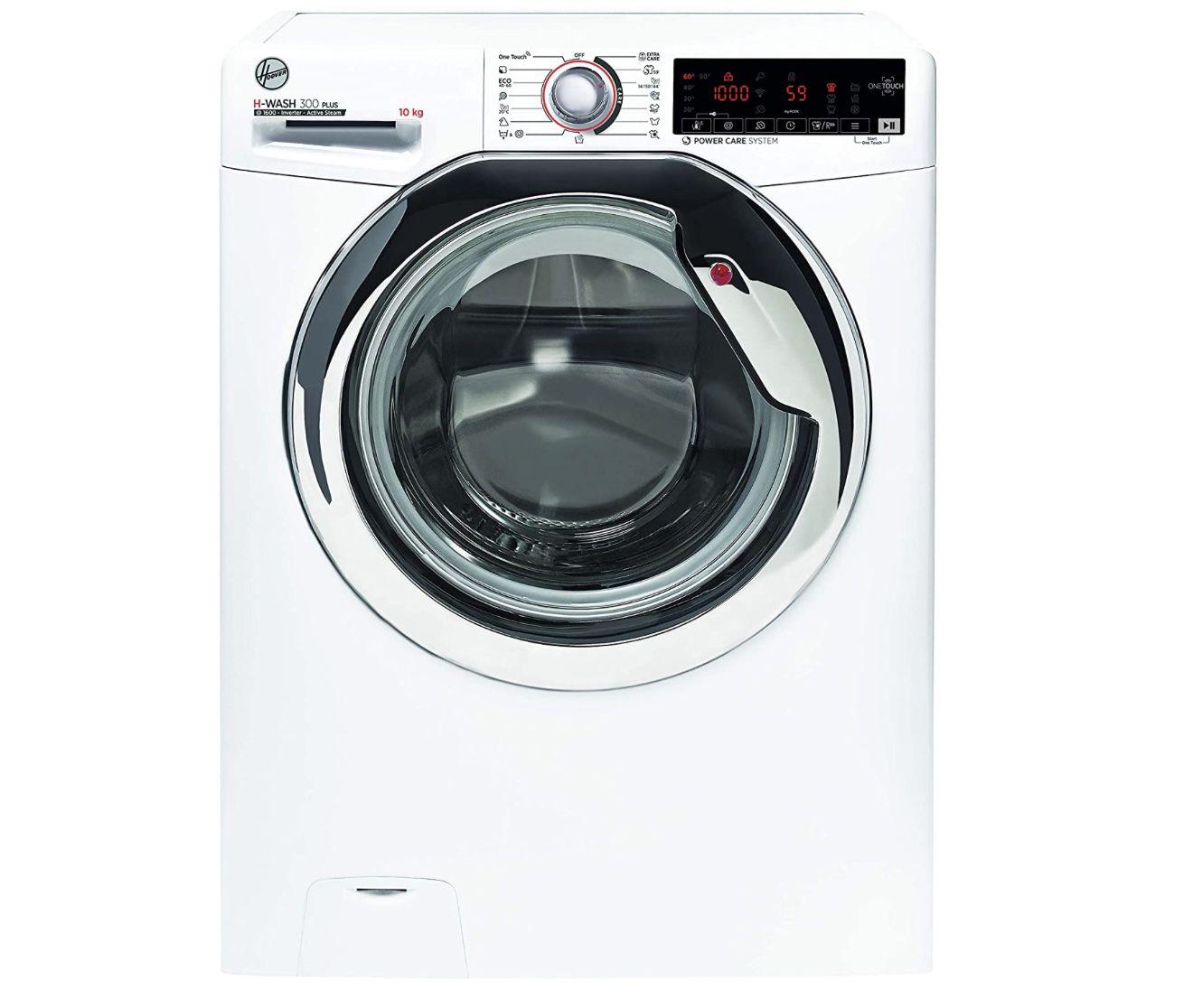 Hoover H3WS610TAMCE/1 S 10kg Waschmaschine mit 1600 U/Min für 339€ (statt 397€)
