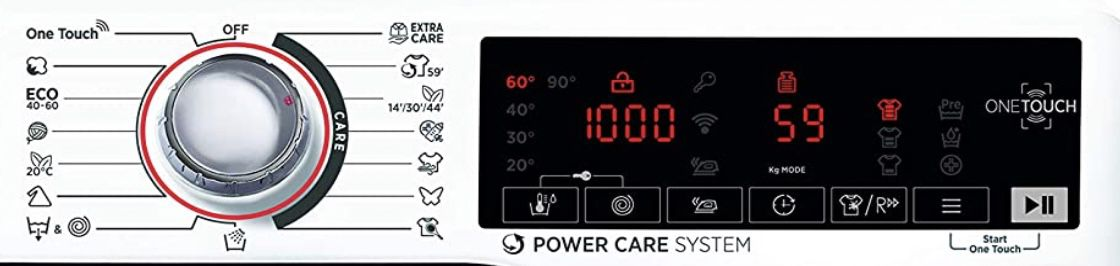 Hoover H3W 413TXME/1 S A 13kg Waschmaschine mit 1400 U/Min für 369,90€ (statt 474€)