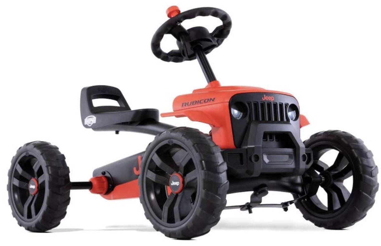Kinderfahrzeug BERG Pedal Gokart Buzzy JEEP Rubicon für 130,90€ (statt 150€)