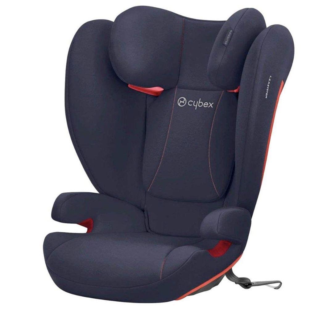 CYBEX Silver Kinder Autositz Solution B Fix in Blau für 56,84€ (statt 100€)