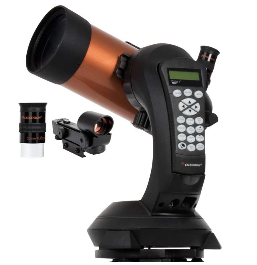 Celestron 11049 NexStar 4 SE computergesteuertes Teleskop für 561,06€ (809€)