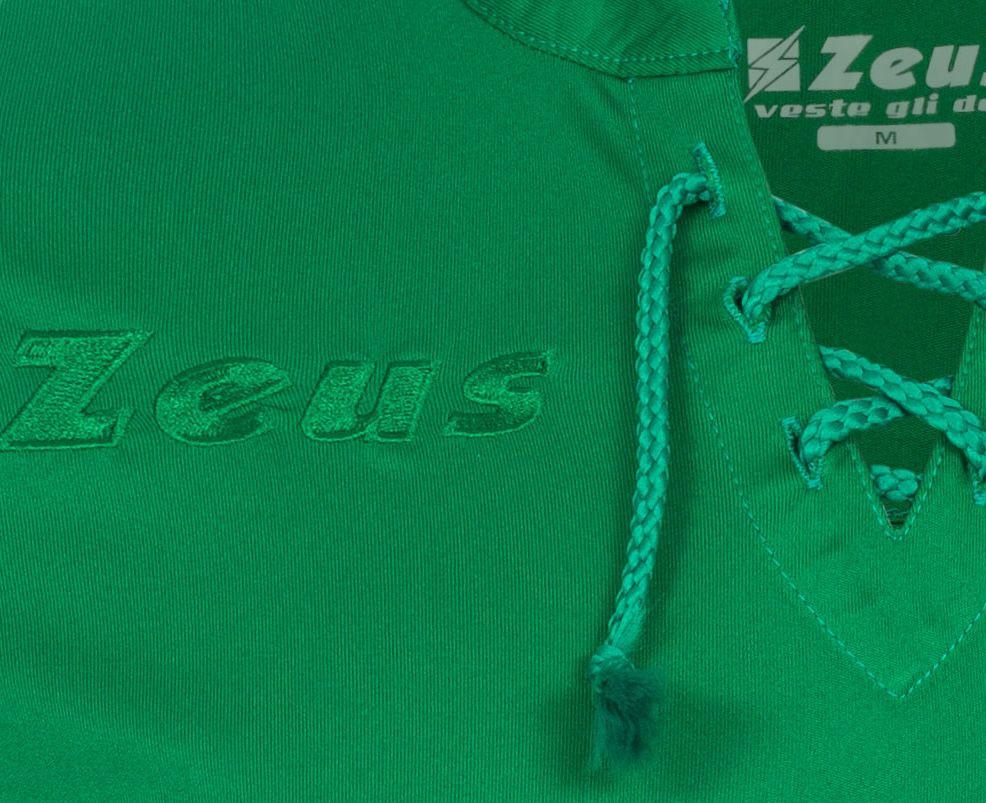 Zeus x Sportspar Legend Fußball Set Trikot mit Shorts in Grün für 9,50€ (statt 20€)