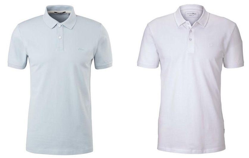 4er Pack Poloshirts oder T Shirts (Jack & Jones, s.Oliver, Lerros, Esprit) für nur 50€ (statt 80€)