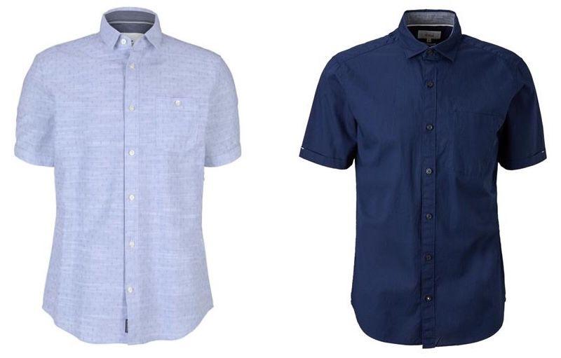 3er Pack Hemden von s.Oliver, Jack & Jones uvm. für 50€