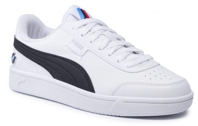 Puma BMW Mms Court Legend Sneaker in Weiß für 48,45€(statt 57€)