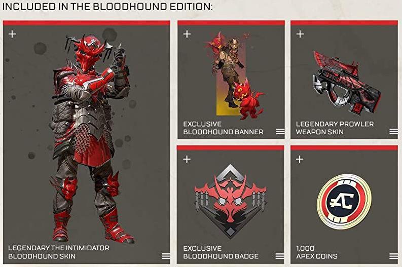 Apex Legends Bloodhound Edition (PS4) für 6€ (statt 14€)   Prime