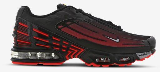 Foot Locker: bis zu 30% Rabatt auf ausgewählte Nike Air Max   z.B. Nike Tuned 3 für 89,99€ (statt 139€)