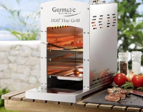 Beef Maker Bull Burner Hochtemperatur Gasgrill bis 800 Grad für 66,49€ (statt 100€)
