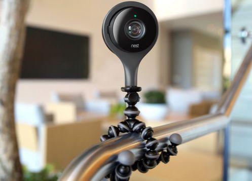 Nest Cam Indoor Infrarot Überwachungskamera für 88€ (statt 136€)