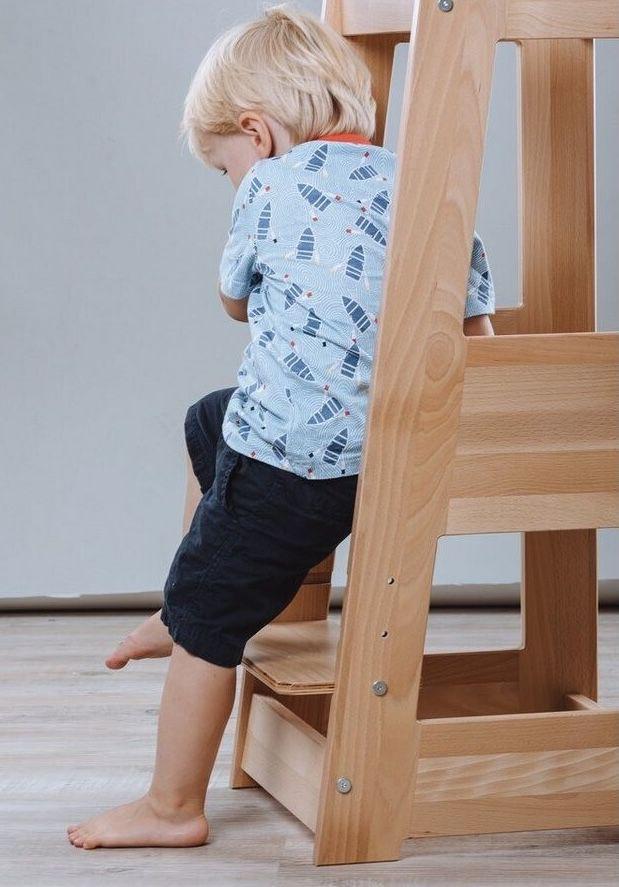 tiSsi Lernturm Felix in Natur für 67,63€ (statt 83€)