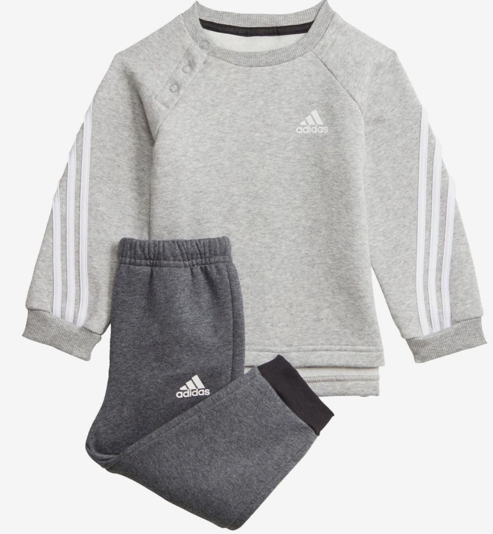 Adidas Future Icons 3 Streifen Jogginganzug für Kinder für 24,50€ (statt 35€)