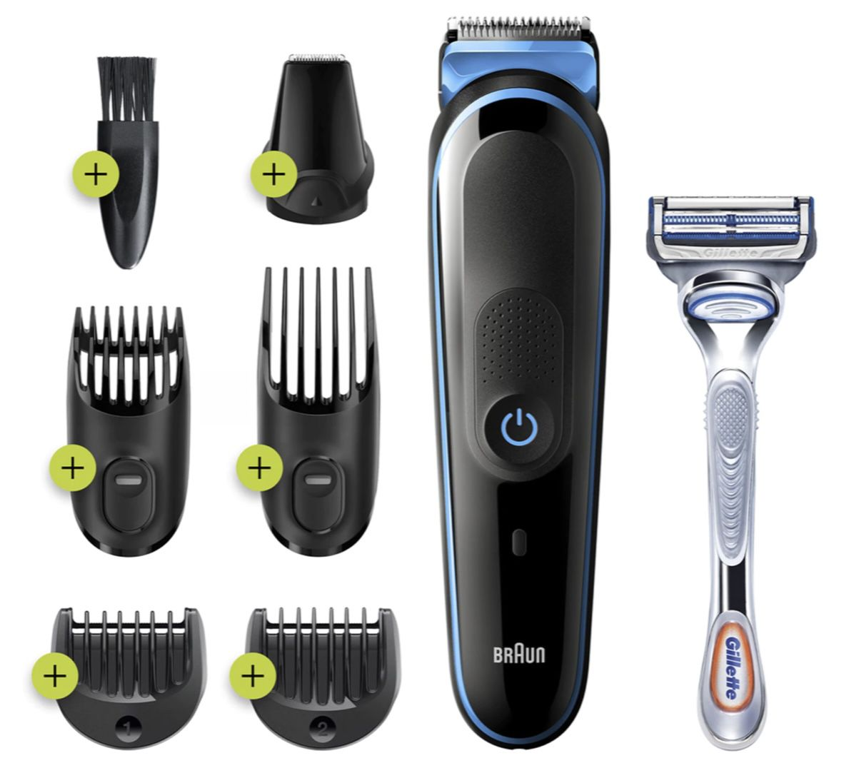 Braun 3242 Multi Grooming Kit 7 in 1 für 25,11€ (statt 29€)