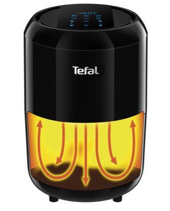 Tefal EX3018 Easy Fry Compact Digital Heißluftfritteuse mit 1,6 Liter für 55,90€ (statt 75€)