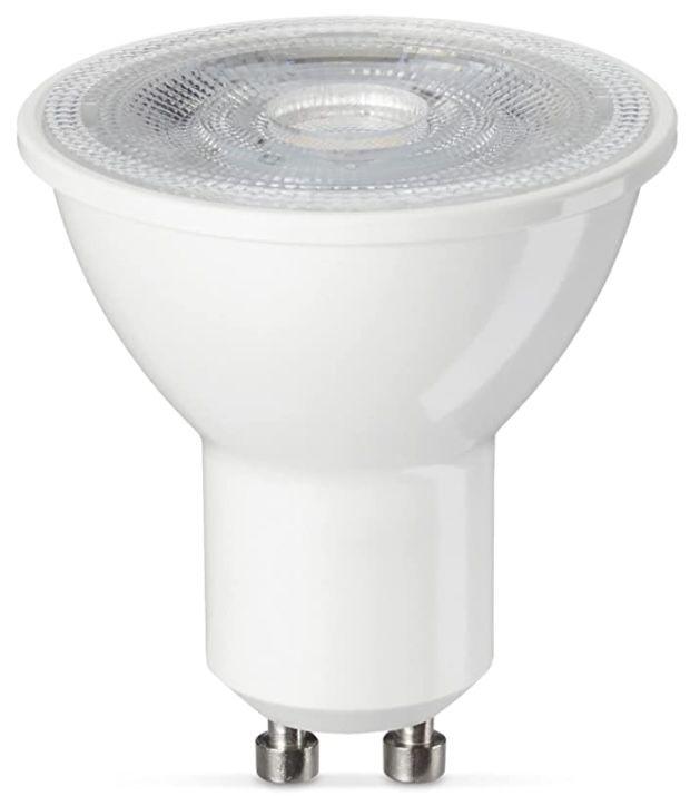 10er Pack Amazon Basics GU10 LED Spots (4,7W, warmweiß) für 10,82€ (statt 18€)   Prime