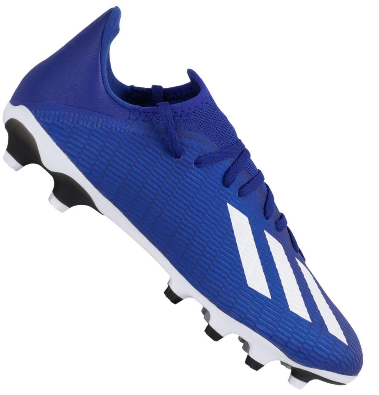 adidas X 19.3 MG Herren Fußballschuhe in Blau für 33,94€ (statt 48€)