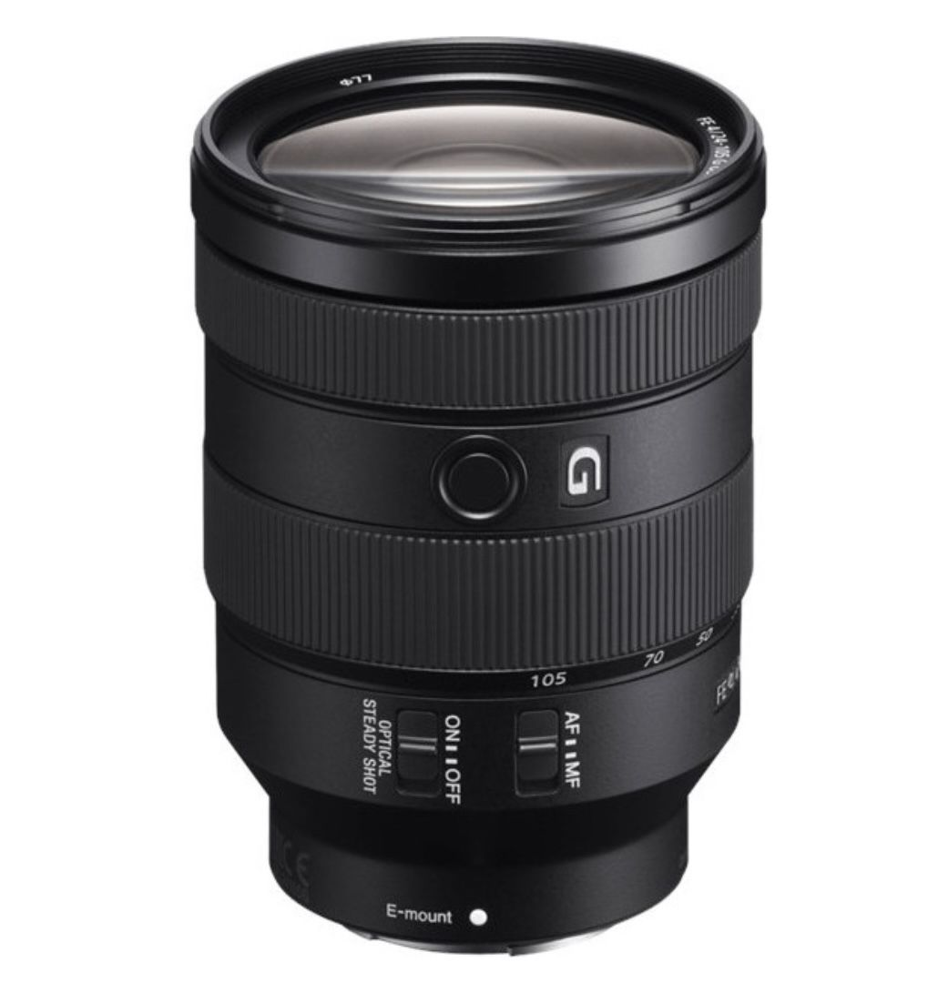 Sony SEL24105G FE 24 105mm f/4 G OSS Standardzoomobjektiv für 880,32€ (statt 998€)