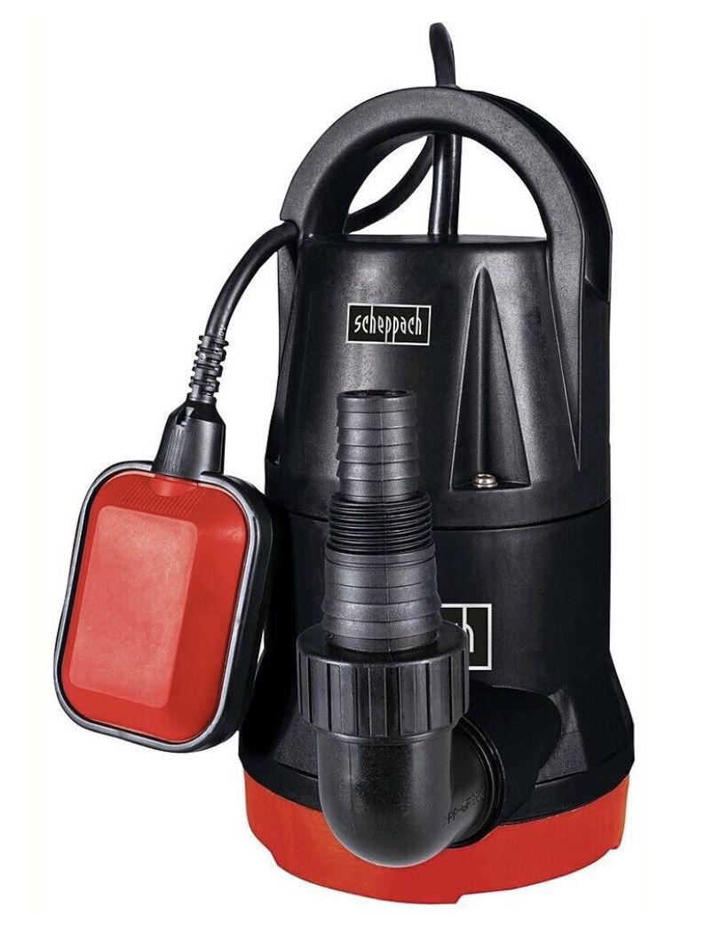Scheppach SBP250 Tauchpumpe mit 250 W für 31,41€ (statt 39€)
