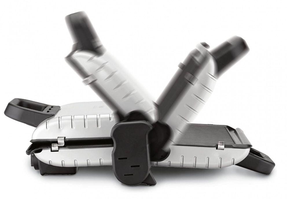 Tefal GC2050 Kontaktgrill in Schwarz/Silberfarben für 54,99€ (statt 65€)