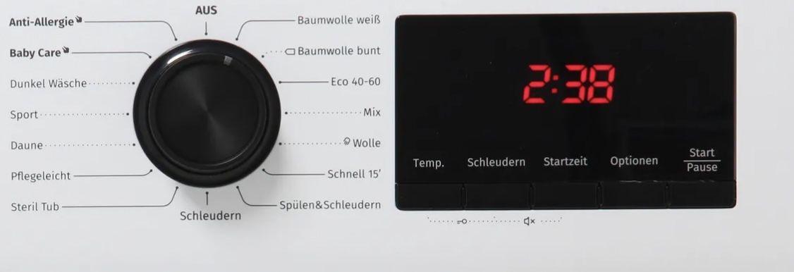 Gorenje WHP74EPS 7kg Waschvollautomat ab 209,99€ (statt 267€)