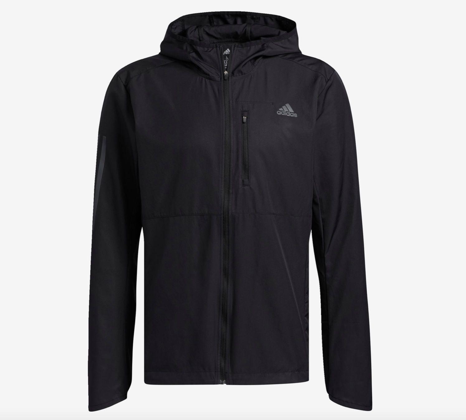 Adidas Own The Run Hooded Herren Windjacke für 38,50€ (statt 47€)