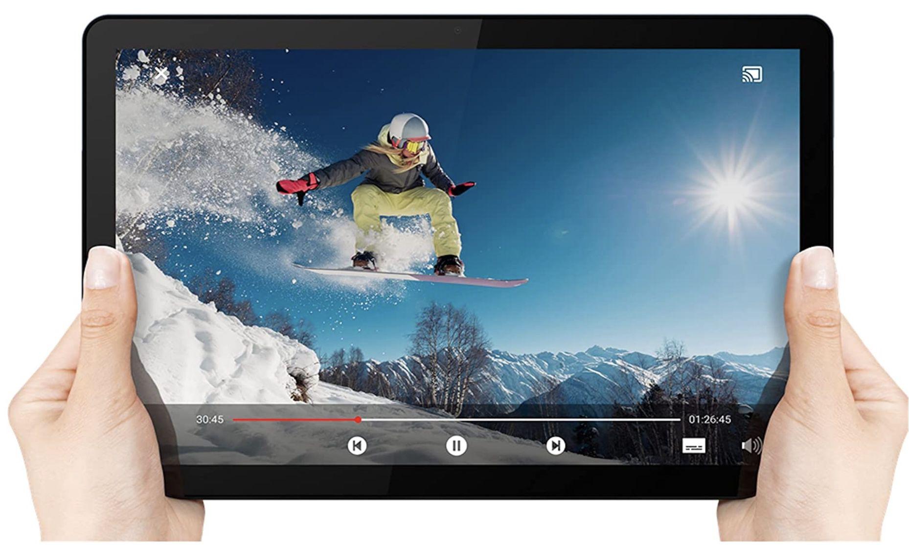 Lenovo IdeaPad Duet mit 10,1 Zoll 2in1 Chromebook für 249,99€ (statt 289€)
