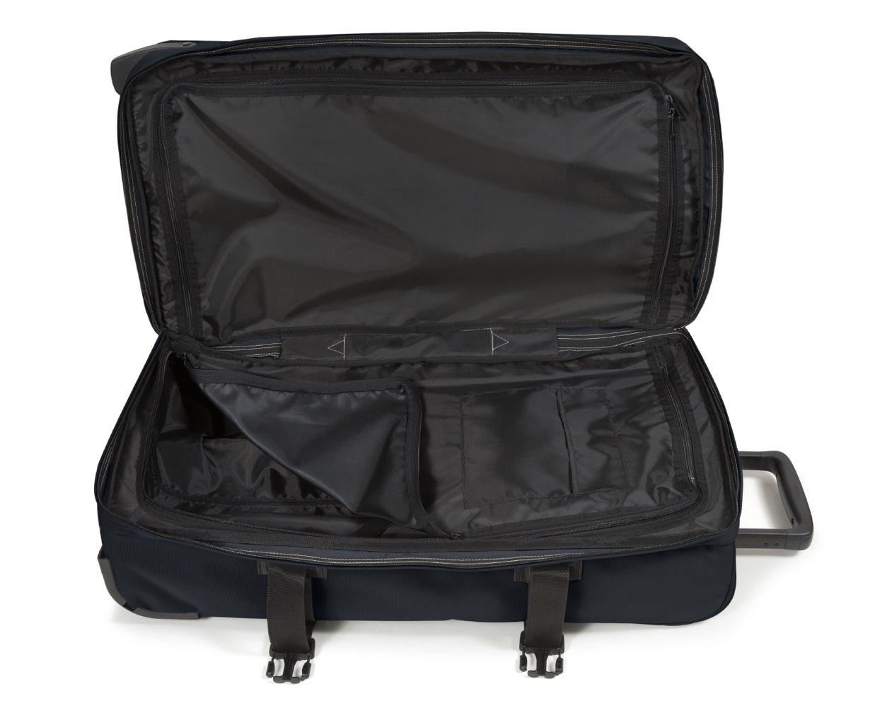Eastpak Tranverz 121L Koffer mit 79cm in Schwarz für 86,20€ (statt 111€)