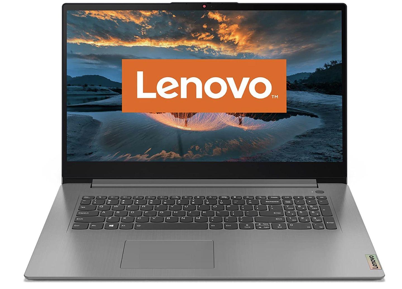 Lenovo IdeaPad 3i (82H9005NGE) mit 17,3 Zoll und 512GB Full HD Laptop für 499€ (statt 583€)