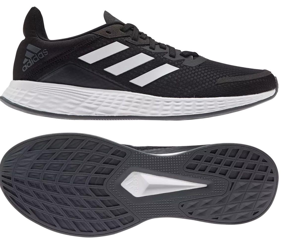adidas Freizeitschuh Duramo SL in Schwarz/Weiß für 32,95€ (statt 49€)