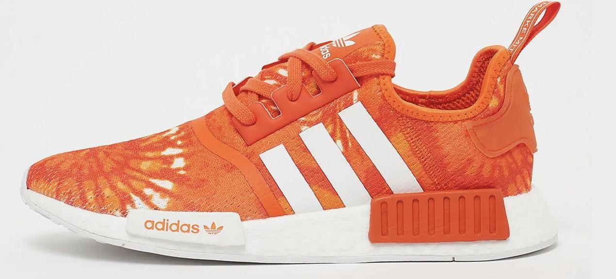 adidas Originals NMD R1 Sneaker in Orange für je 70€ (statt 100€)