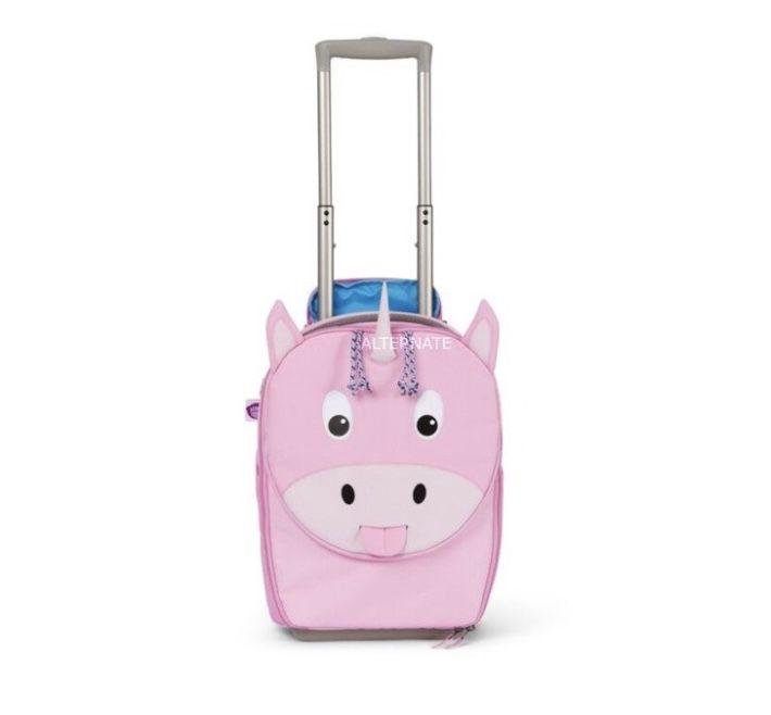 Affenzahn Kinderkoffer Erna Einhorn   in Handgepäckgröße als Trolley für 56,90€ (statt 71€)