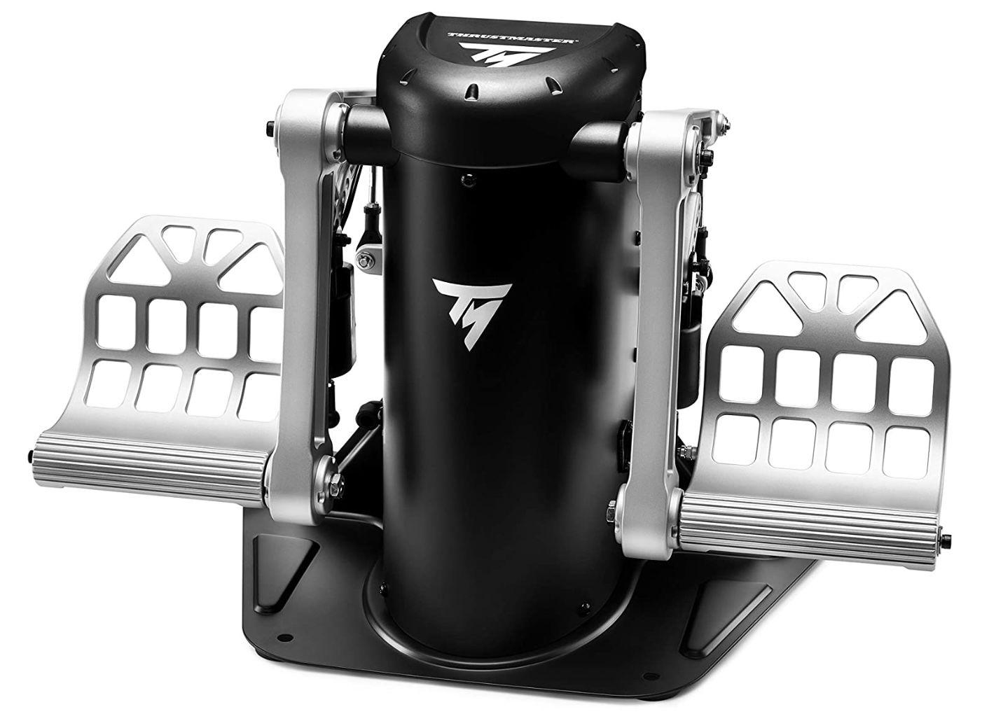 Thrustmaster TPR Pendular Rudder Experten Steuerrudersystem für 369,66€ (statt 420€)