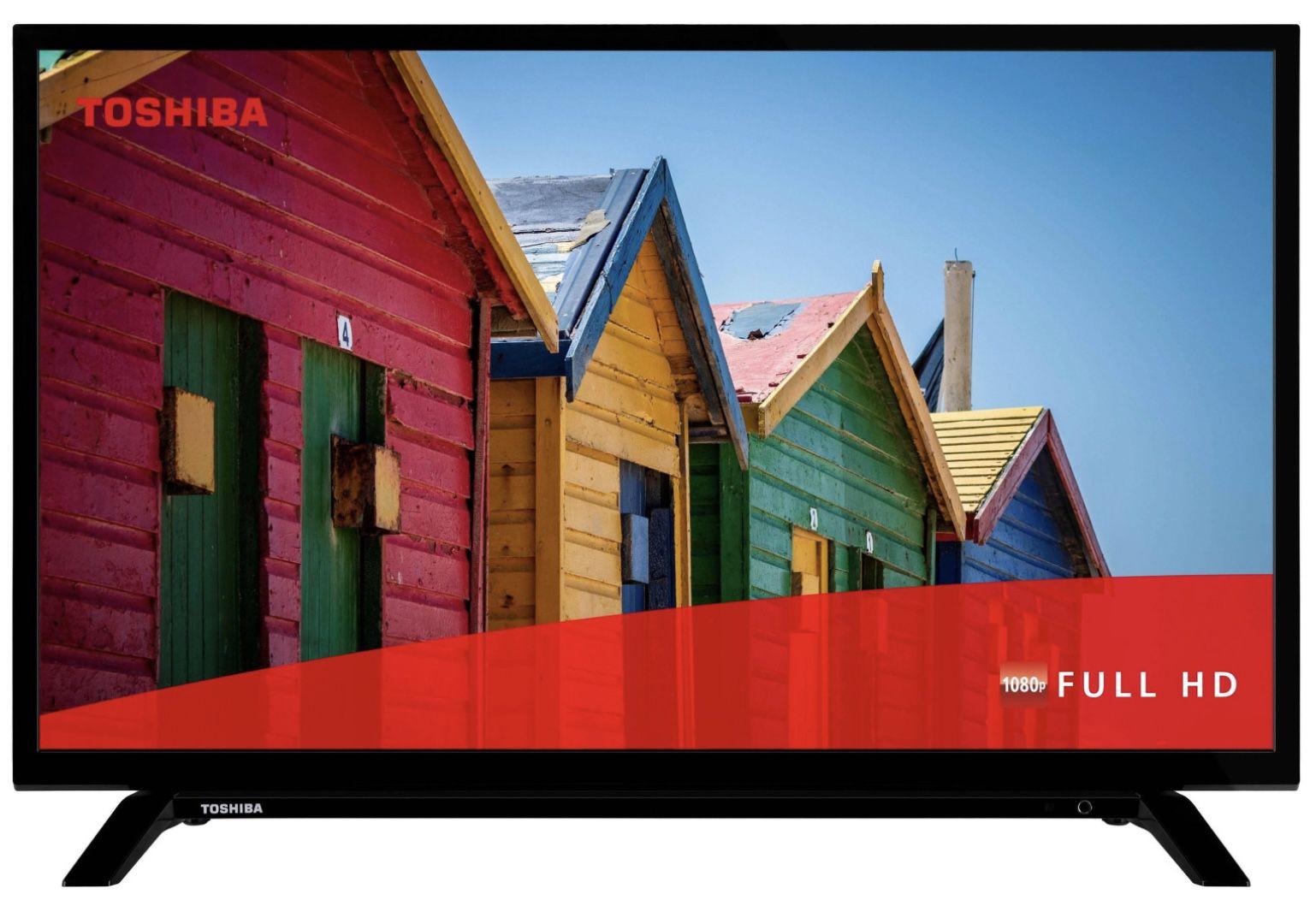 Toshiba 32L2963DG   32 Zoll Full HD Fernseher für 199,99€ (statt 244€)