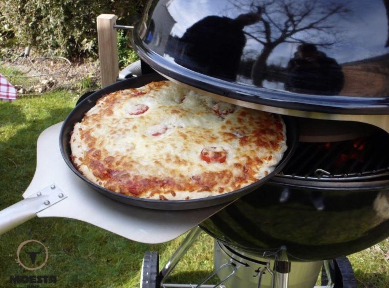 Moesta Pizzaschieber No. 1 Grillbesteck für 22,90€ (statt 27€)