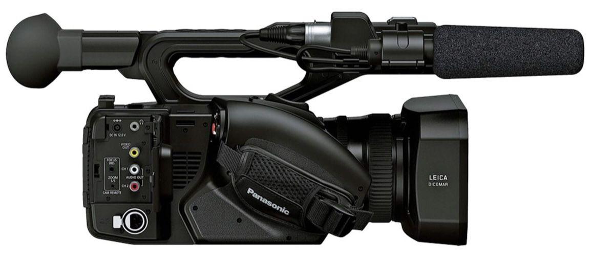 Panasonic AG UX90 Handkamerarekorder mit 18MP und MOS 4K UHD für 1.516,95€ (statt 1.754)