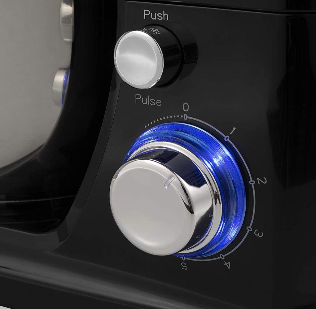 Tristar Küchenmaschine MX 4837 in Schwarz für 64,49€ (statt 81€)