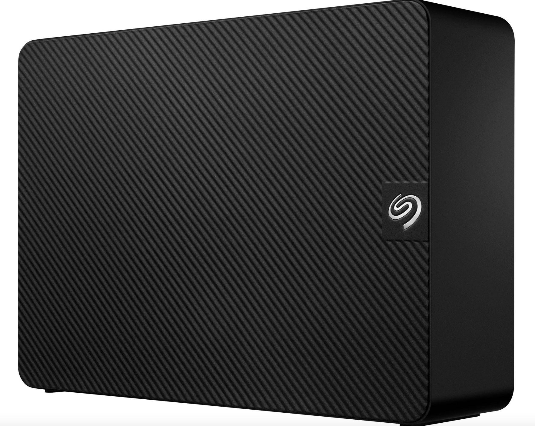 Seagate Expansion Desktop externe HDD Festplatte 3,5 mit 10 TB für 198,14€ (statt 272€)