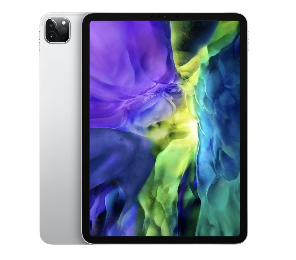 Apple iPad Pro 11 mit 512 GB in Silber (MXDF2FD/A) für 772,65€ (statt 878€)