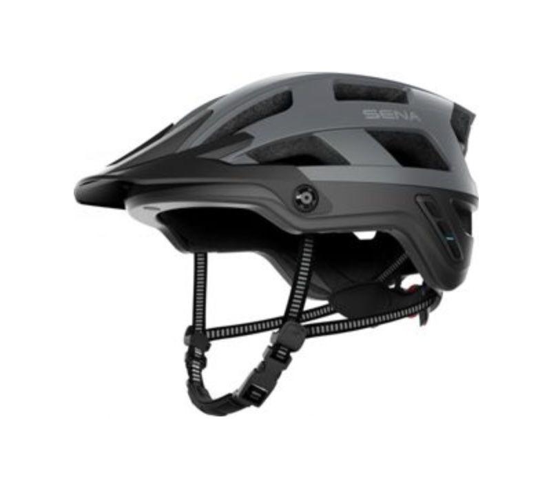 SENA M1-MG00L L Fahrradhelm 58-62 cm in Matt Grau für 116,99€ (statt 159€)