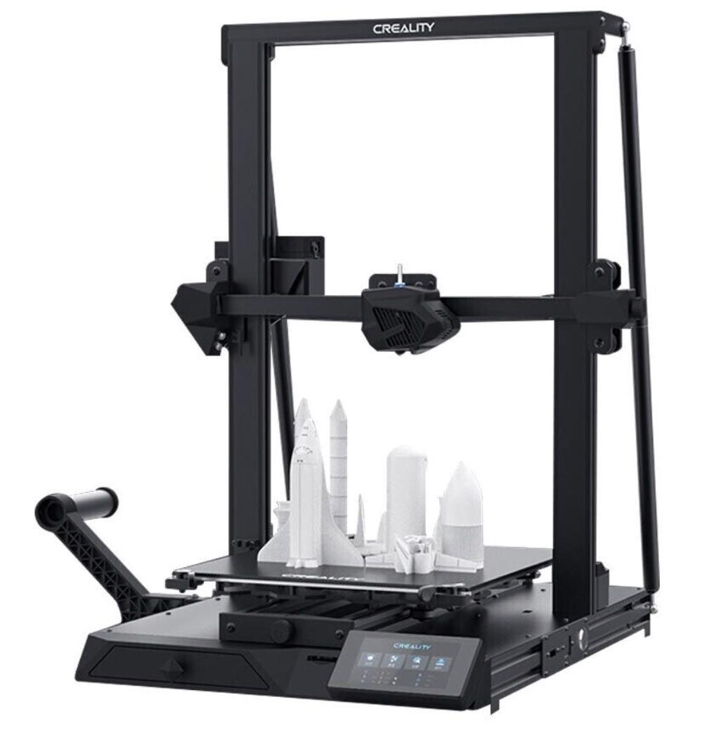 Creality 3D-Drucker CR-10 Smart für 300x300x400mm mit WLAN für 349,99€ (statt 429€)