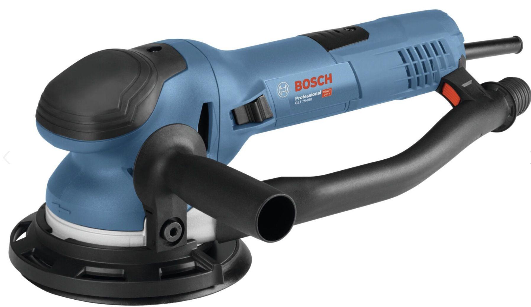 Bosch Exzenterschleifer GET 75 150 inkl. Zubehör in L BOXX für 304,88€ (statt 335€)