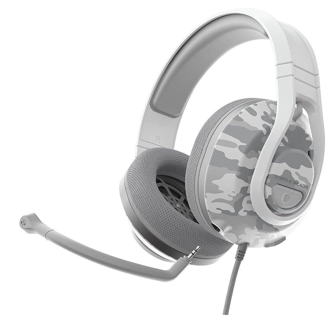 Turtle Beach Recon 500 Headset in Polarweiß oder Schwarz für 49,99€ (statt 71€)