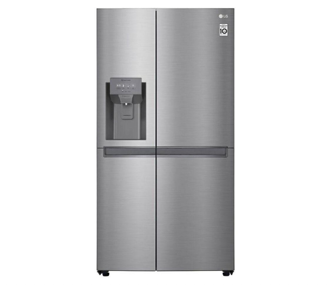 LG GSL481PZXZ Side by Side Kühlschrank mit Wassertank für 948,90€ (statt 1.096€)