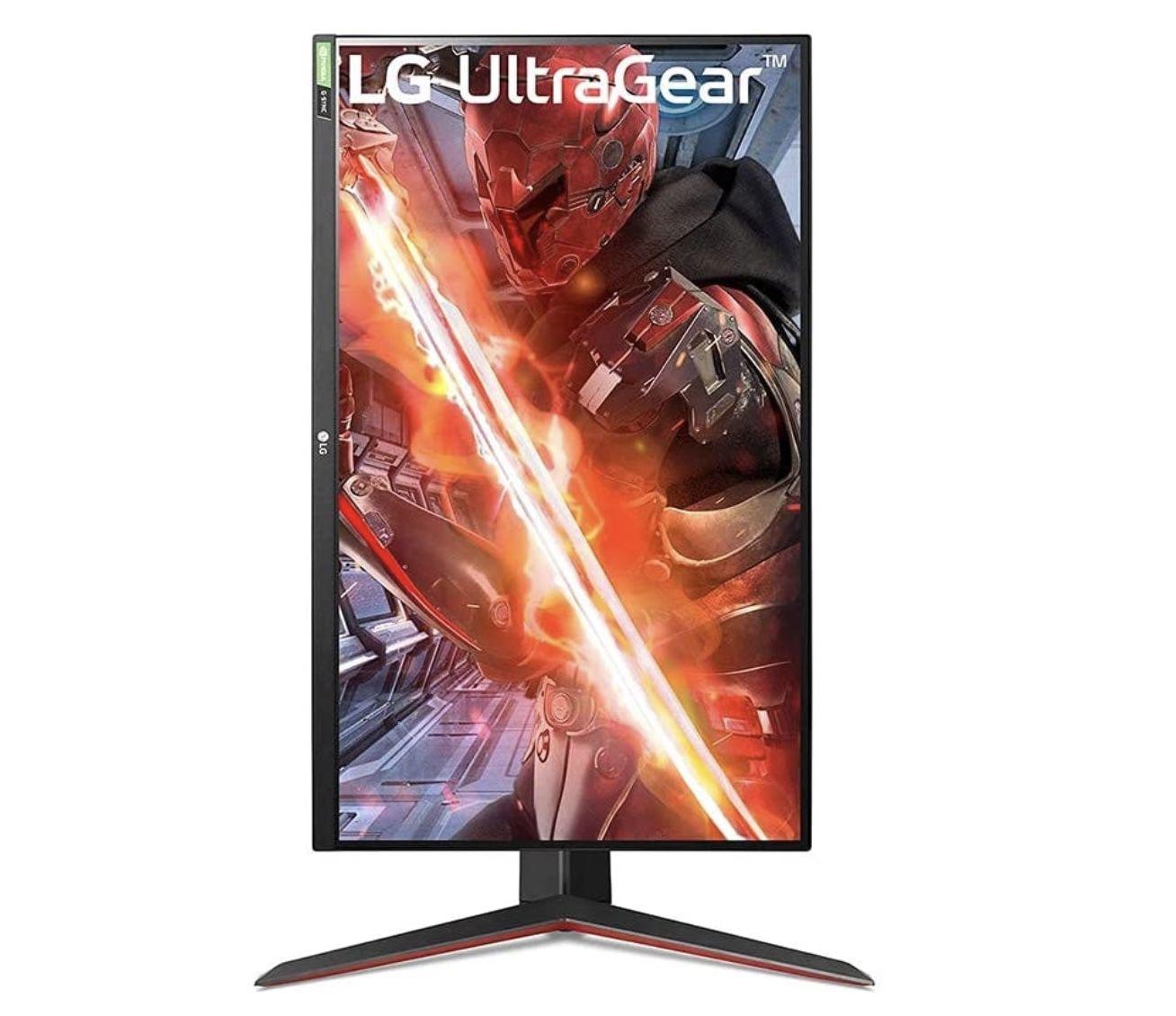 LG 27GN850 B 27 Zoll Gaming Monitor mit 1ms und 144hz für 310,81€ (statt 386€)