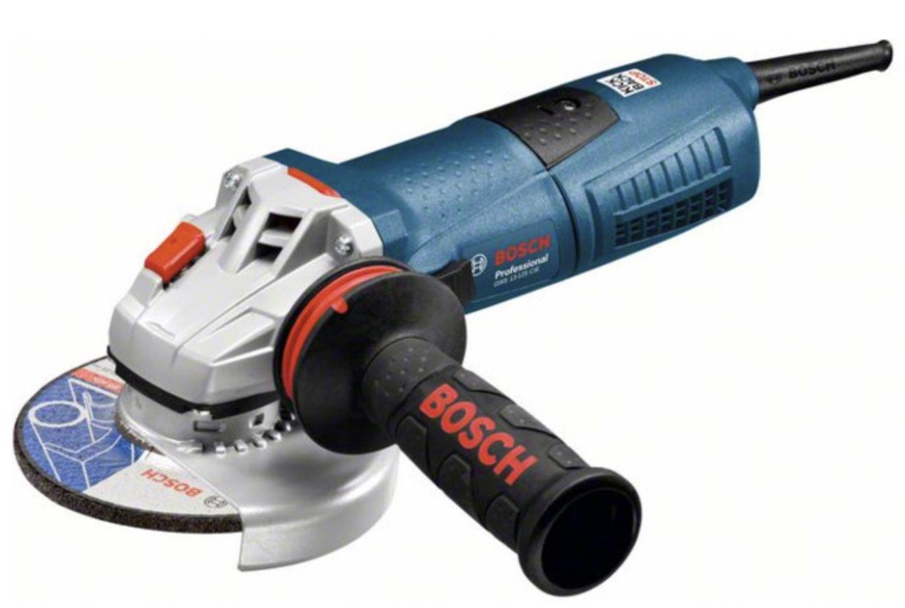 Bosch GWS 13 125 CIE Winkelschleifer mit 1.300W für 116,10€ (statt 127€)