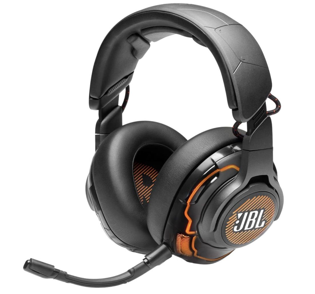 JBL Quantum ONE Over Ear professional Gaming Kopfhörer mit QuantumSphere 360 Technologie in Schwarz für 152,21€ (statt 230€)